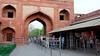 Gate to Taj Mahal, Agra