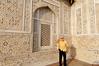 Not a salute, Itmad-ud-Daulah (Baby Taj)