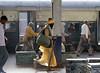 Public train, Agra