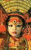 The Living Goddess Kumari, from bought photo