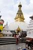 Swayambhunath Temple (250 BC) and Buddhist complex, Kathmandu