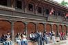 Palace Restaurant, Durbar Square, Bhaktapur Nepal