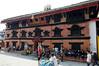 Kumari-ghar (apartment of the pre-teen Kumari princess), Hanuman-dhoka Durbar Square, Kathmandu Nepal