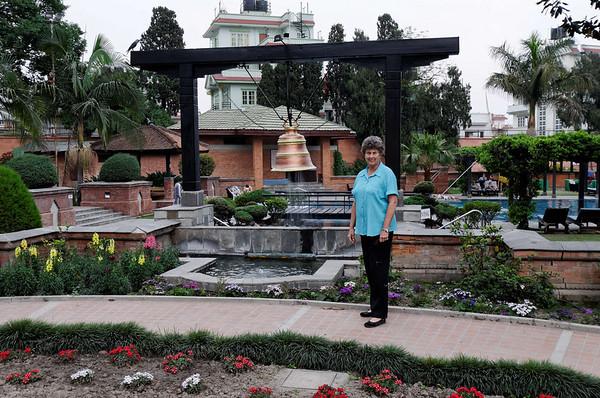 Suzanne, Crowne Plaza-Soaltee, Kathmandu
