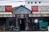 Fast food and cricket (sports bar?), Kathmandu Nepal