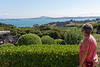 View from Mudbrick Winery