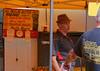 Paella menu, La Cigale Market