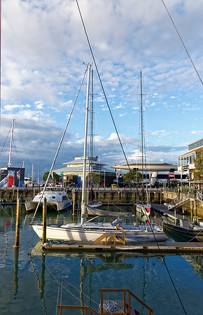 Auckland is known as the city of sails
