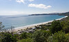 Onetangi Bay beach
