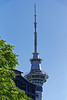 Sky Tower - at 328 meters (1,076 feet), it is the tallest man-made structure in New Zealand