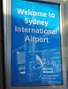Leaving Sydney