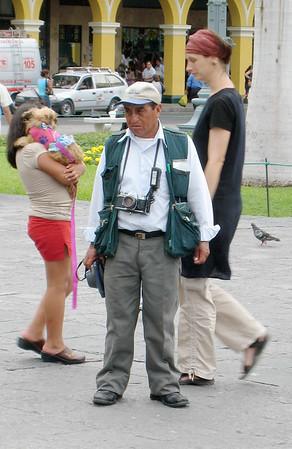 Lima, street photographer