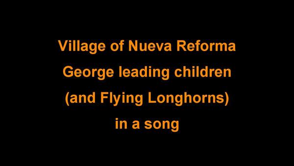 Nueva Reforma song