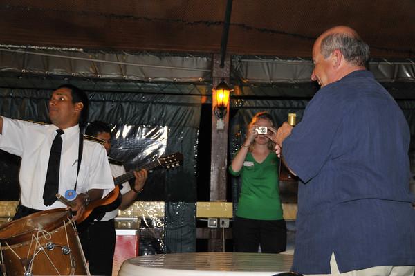 Steve wins the Pisco, Gallito, The Amazon River, Peru