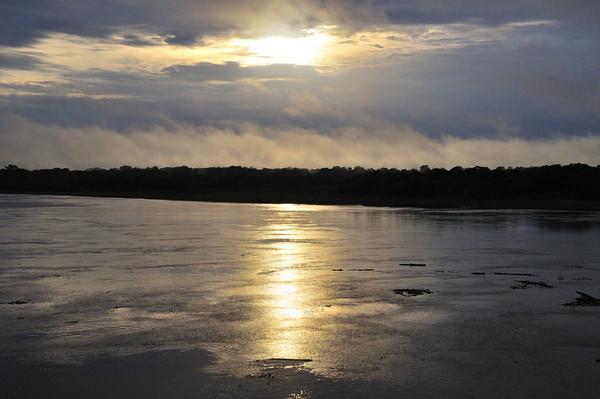 DAY 8  Sunrise, Genaro Herrera, Rio Ucayali, Peru