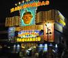 "Tragamonedas = ""coin-eaters"" or slot machines; Lima, Peru"