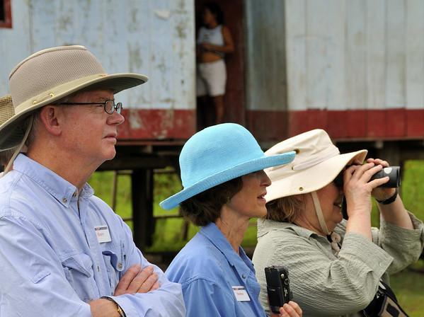 Henry, Sandra, & Libba, Libertad, Rio Ucayali, Peru