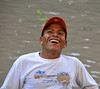 Guide-in-training Juan, Rio Pacaya, Peru