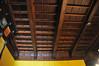 Original 1535 ceiling, Lima, Peru