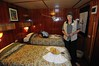 Room 105 aboard La Amatista