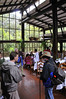 Restaurant, Hotel Inkaterra, Aguas Calientes, Urubamba Valley, Peru