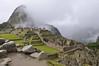 A bit of sunlight, Machu Picchu, Peru