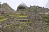 Tourists amid the ruins, Machu Picchu, Peru