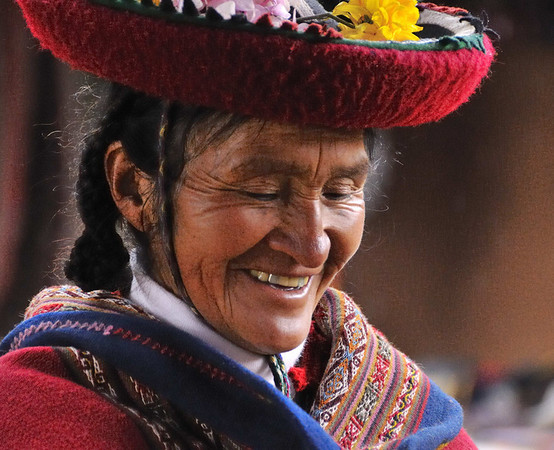 Felicidad, Willoq Community, Peru