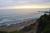 surf and sunset, Lima, Peru