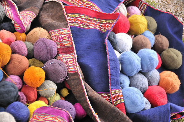 Yarn, Willoq Community, Peru