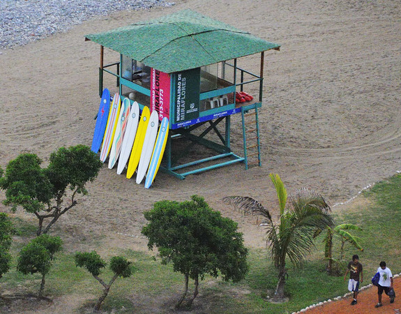 surf's up, Lima, Peru
