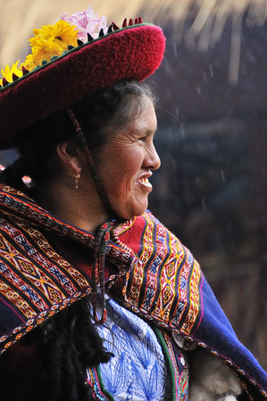 Antonia, Willoq Community, Peru