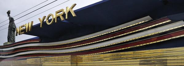 New York casino, from the bus, Lima, Peru