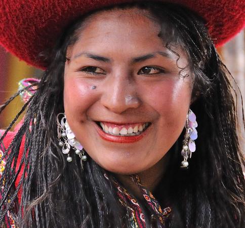 Nellie, Willoq Community, Peru
