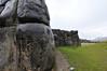 stonework, Sacsayhuamán, Peru