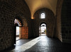view from inside the convent, Qorikancha, Cusco, Peru