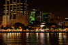 Guayaquil at night