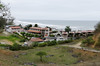 DAY 22:  Hotel Baja Montañita, view from path