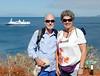 Our ship in the background, Isla Rábida Galápagos