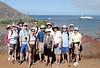 And the group once more, Isla Rábida Galápagos