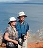 Marilyn and Dick, Isla Rábida Galápagos