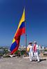 Cartagena Columbia - Castillo San Felipe De Barajas: Elen and Lou