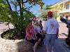 Cartagena  Columbia - waiting in the shade