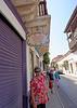 Cartagena  Columbia - walk through the old city, sex shop
