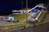 Gatun Locks observation deck