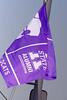 January 9 - K-Stste flag over Variety Voyager