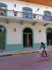 Kid biking, Panama City