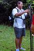 Joshua, Panamanian guide