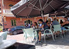 Slow lunch at Costillitas
