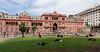 Buenos Aires Argentina - the Pink Palace (Casa Rosada)